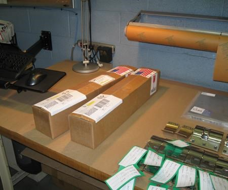 quality packaging for Carr Machine's customers