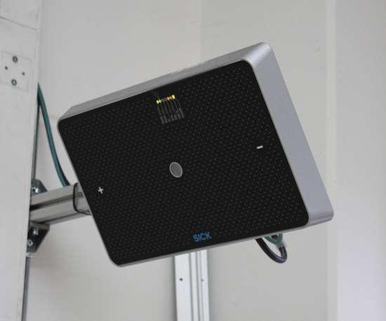 RFID antenna.