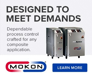 Mokon dependable process control for composites