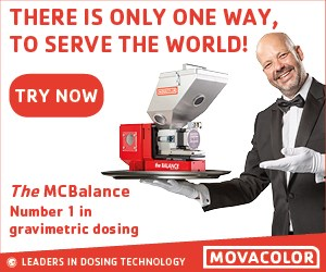 The MCBalance gravimetric high precision dosing