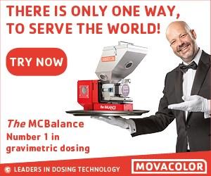 The MCBalance gravimetric high precision dosing