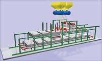 Multi-mold EPS machine