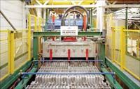 Multi-mold, automated systems