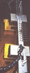 multi-pronged ram-EDM electrode