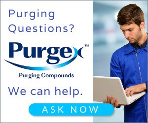 What is a purging compound