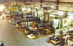 new CNC machine tools