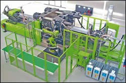 New facilities for auto glazing