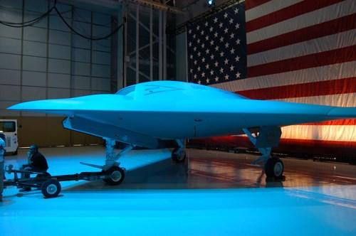 Northrop Grumman U.S. Navy UCAS
