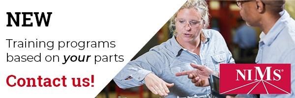 NIMS New Training Programs