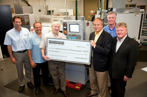 AMBA's mold builder of the year