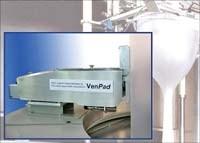 Non-contact VenPad gauge