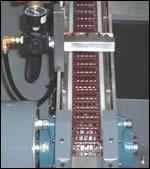 non-marring link belt