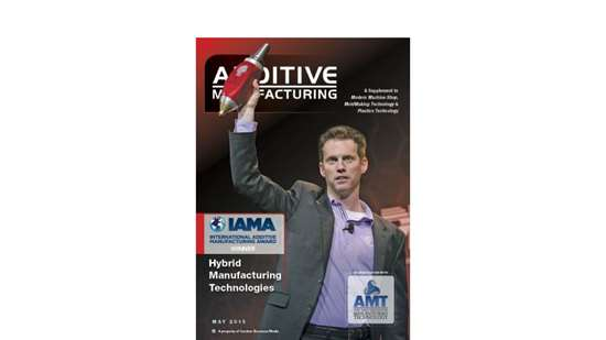 Cover of the May 2015 AM issue