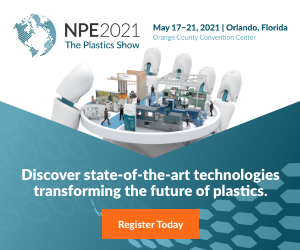 NPE2021: The Plastics Show