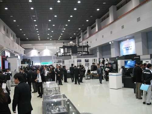 Okuma production facility open house