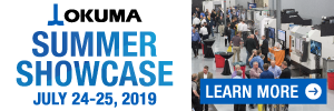 Okuma Summer Showcase