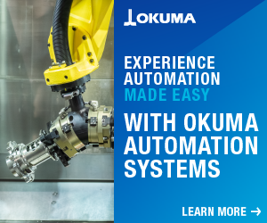 Experience Automation Made Easy: Okuma Automation