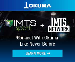 Connect With Okuma Like Never Before: IMTS Spark