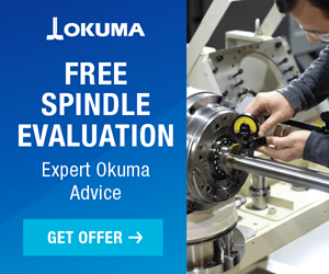 Free Spindle Evaluation: Expert Okuma Advice