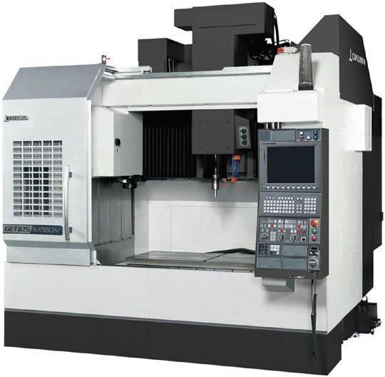 Okuma Genos M560-VA-HC VMC