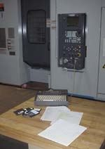old DNC system at McSwain