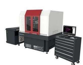 MicroMax abrasive waterjet