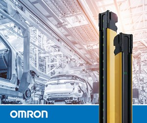 Minimize unplanned downtime with new light curtain