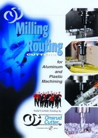 Onsrud Cutters milling and routing catalog