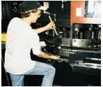Laser Punch Press Operator