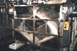 Dust removal system