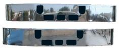 chromium bumpers