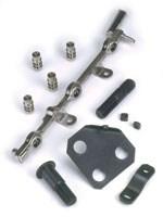 Parts processed through phosphating