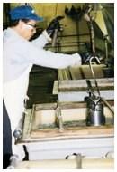 regenerative electroless nickel plating tank