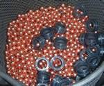 Ballast used to minimize damage