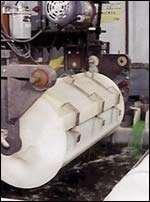 barrel plate zinc die casting