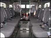 ILAV's interior