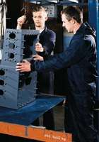 TANKS FOR oil-filled switchgear