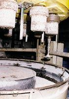Polishing operation
