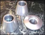 Parts coated with Aluminescent