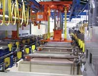 Plating automation
