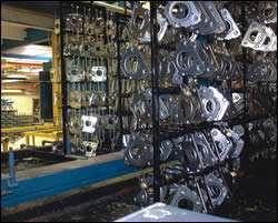 60 racks per hour