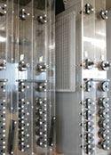 Electrostatic separation modules