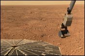 ISAD in action on Mars