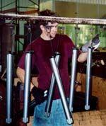 treadmill rollers