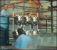 HP&C handles EN plating of oilfield components