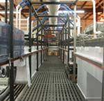 plating copper/nickel plating line