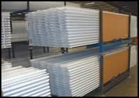 Jackson produces four basic styles of shelving