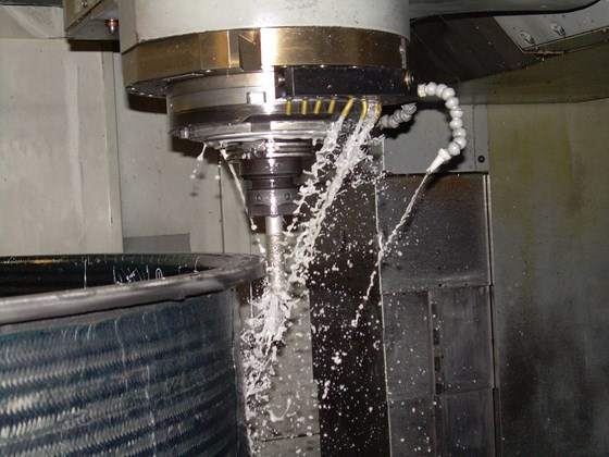 milling composites