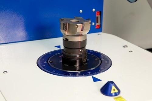 toolholder balancing machine