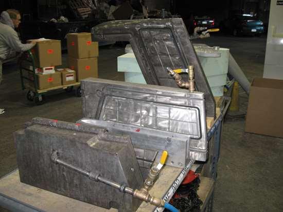 composites vacuum fixtures